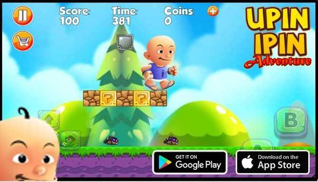 Upin Twins Ipin Jungle Adventure apk screenshot
