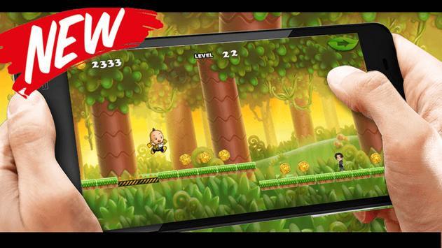 Upin Jungle Adventure 2017 screenshot 1
