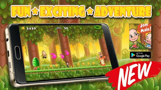 Upin Jungle Adventure 2017 screenshot 4