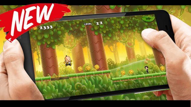 Upin Jungle Adventure 2017 screenshot 5