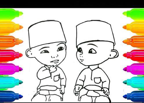 Menggambar Upin Mewarnai Ipin For Android Apk Download
