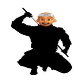 Upin Run Ipin: Ninja Stories icon
