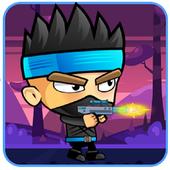 Metal Gun Adventure icon