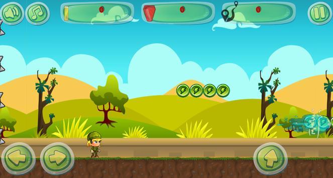 Metal Gun Adventure screenshot 1