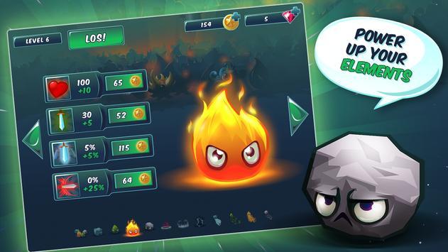 Elements vs. Monsters screenshot 3