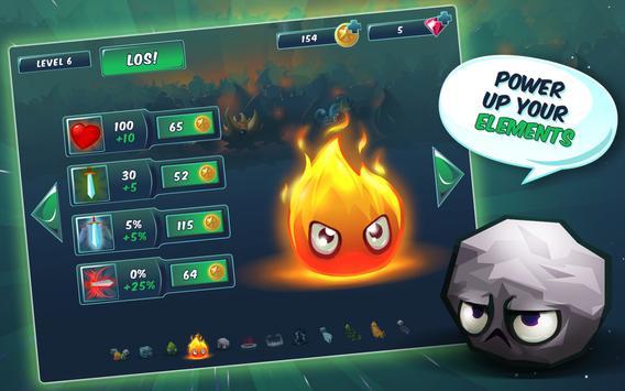 Elements vs. Monsters screenshot 7