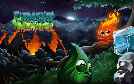 Elements vs. Monsters screenshot 8