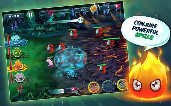 Elements vs. Monsters screenshot 9