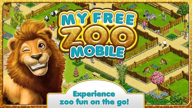 MyFreeZoo Mobile poster