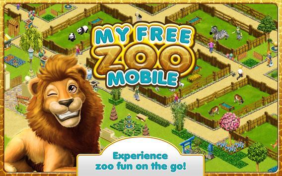 MyFreeZoo Mobile apk screenshot