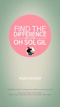 Find the Difference OhSolgil poster