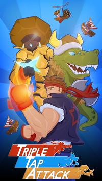 Triple Tap Attack poster