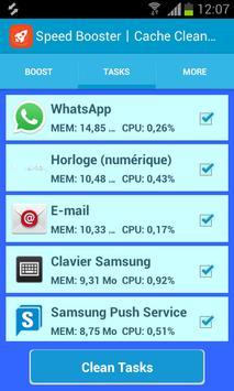 Speed Booster丨Cache Cleaner apk screenshot