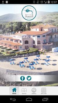 Villa Domizia poster