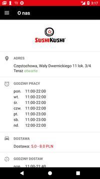 Sushi Kushi screenshot 5