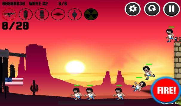 Trump Wall Defense screenshot 17