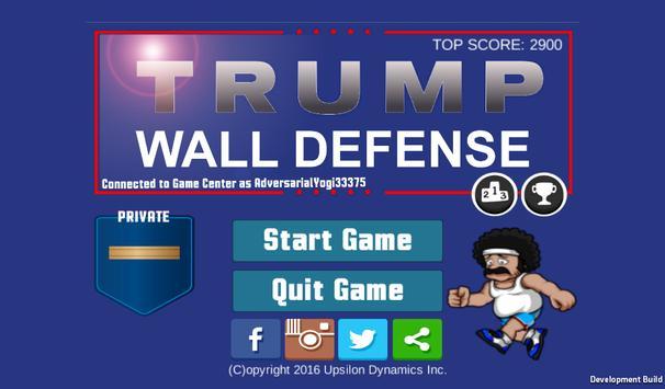 Trump Wall Defense screenshot 11