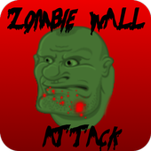 Zombie Wall Attack icon