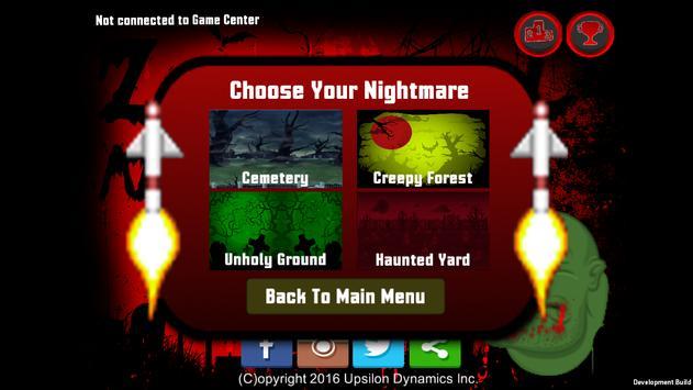 Zombie Wall Attack apk screenshot