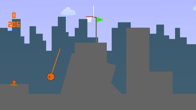 Basketball Golfing apk screenshot