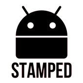Stamped Black Icons icon