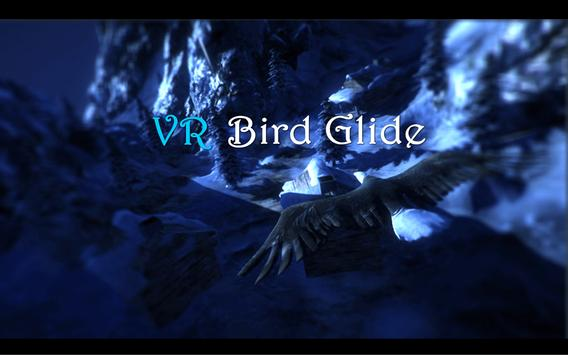 VR Bird Glide poster