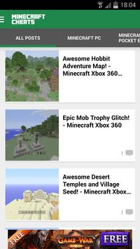 Cheats for Minecraft screenshot 1