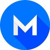 M Launcher icon
