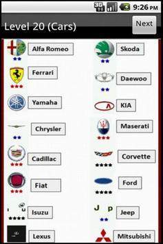 Ultimate Logo Quiz Cheats screenshot 1