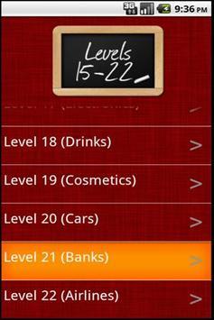 Ultimate Logo Quiz Cheats screenshot 2