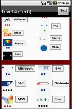 Ultimate Logo Quiz Cheats screenshot 3