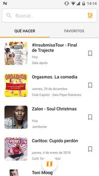 yoUR Barcelona — Things to do, events in Barcelona apk screenshot