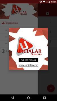Urcialar CCTV poster