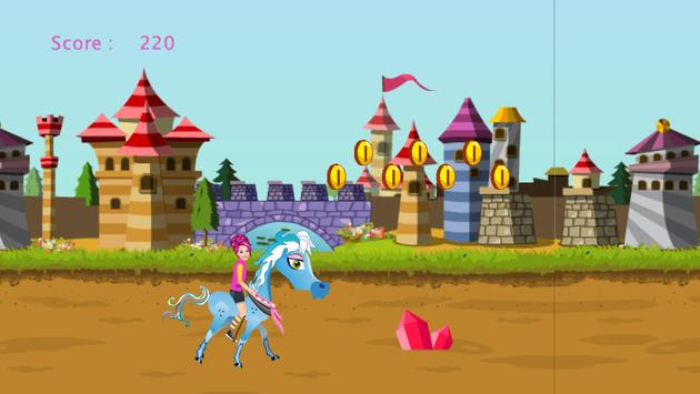 Polly Ride Little Pony poster