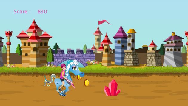 Polly Ride Little Pony apk screenshot