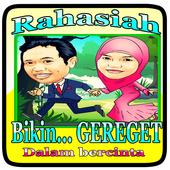 RAHASIAH BIKIN GEREGET DALAM BERCINTA icon