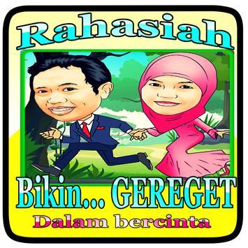 RAHASIAH BIKIN GEREGET DALAM BERCINTA poster