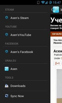 Асен APP captura de pantalla 2
