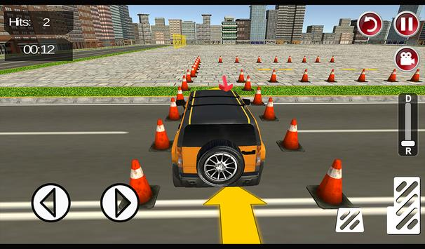 4x4 Stunt Parking City Climb apk screenshot