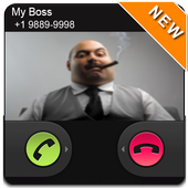 Call From My BoSS icon