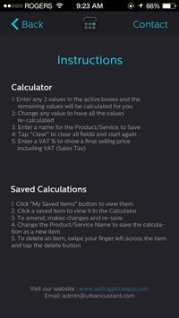 selling price calculator apk download free business app for