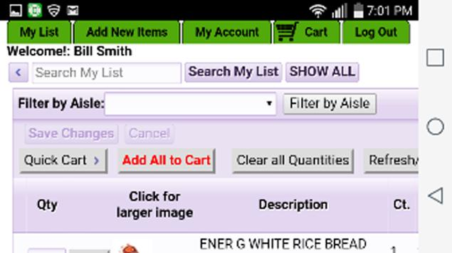 Urban Grocery: Grocery Delivery screenshot 4