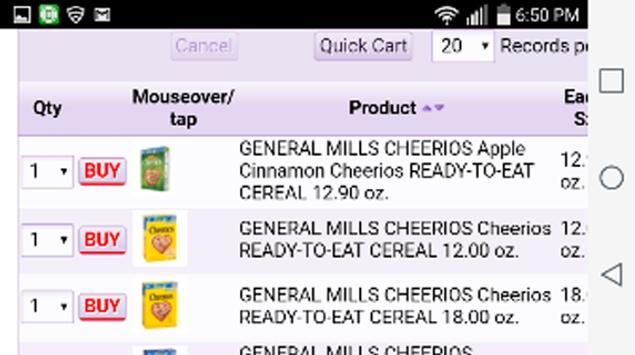 Urban Grocery: Grocery Delivery screenshot 2