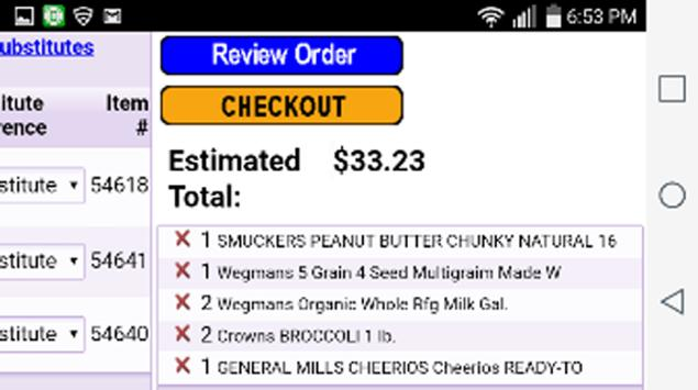 Urban Grocery: Grocery Delivery screenshot 3