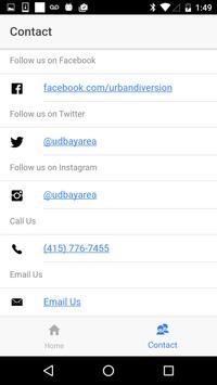 Club Urban Diversion apk screenshot