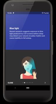 Twilight: Blue light filter apk screenshot