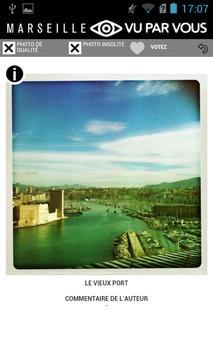 Marseille VuParVous apk screenshot