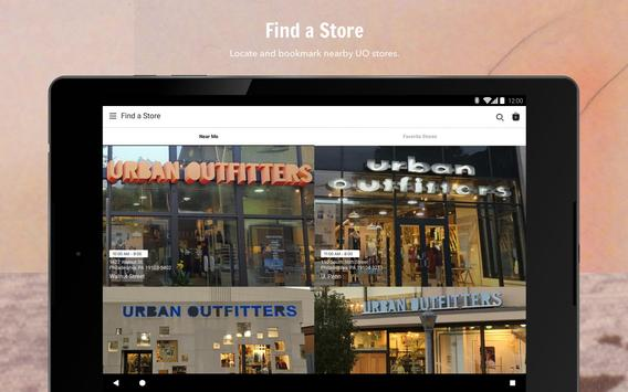 Urban Outfitters screenshot 14