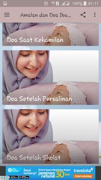Amalan dan Doa Ibu Hamil screenshot 4