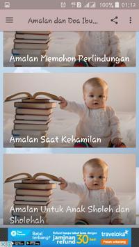 Amalan dan Doa Ibu Hamil screenshot 5